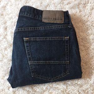 Nautica 34x30 Men's Straight Leg Jeans